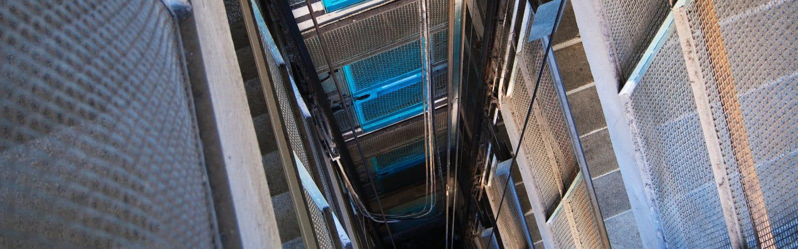 elevator shaft image